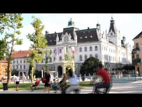 Univerza v Ljubljani Promotional video 2014