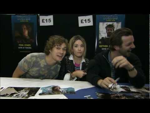 Y Lle - Wales Comic Con 2012