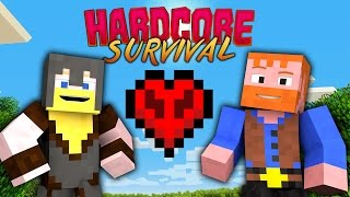 HARDCORE MINECRAFT ★ FEAR AND SURVIVAL (1)