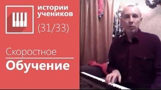 Лучшие уроки на Фортепиано и Синтезаторе для начинающих отзывы учеников (Виктор Белов)