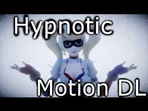 [MMD] Hypnotic | Harley Quinn (+DL Links)