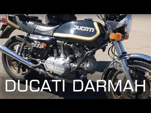 1980 Ducati 900 SD Darmah
