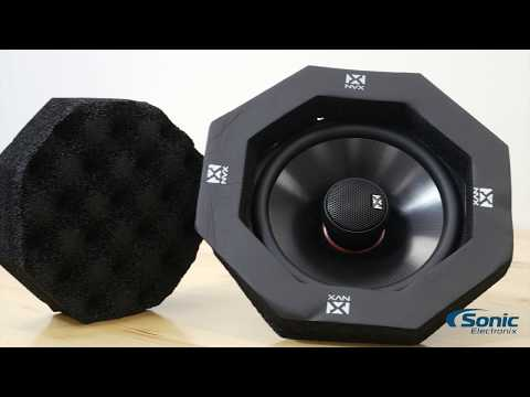 How To Get Better MID Bass And Sound Quality Out Of Your Car Speakers - NVX FRING65