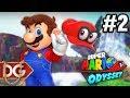 Super Mario Odyssey - FASHION SOULS - #2