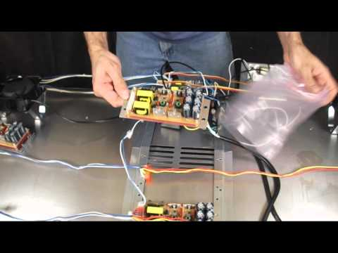Electronic 10 Pin Tanning Ballast