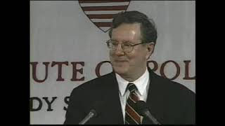 Campaign 1996 Presidential Candidates Series, A Public Address by: Steve Forbes