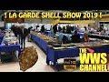Many seashells ! La Garde Shell Show 2019 (France) Sea shell Collection