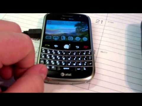 My Blackberry Bold 9000 Review