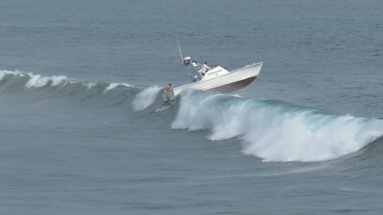 Huntington Beach Ca Surf 7 8 2017 Pm 4k 30