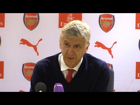 Arsenal 0-0 Middlesbrough - Arsene Wenger Full Post Match Press Conference