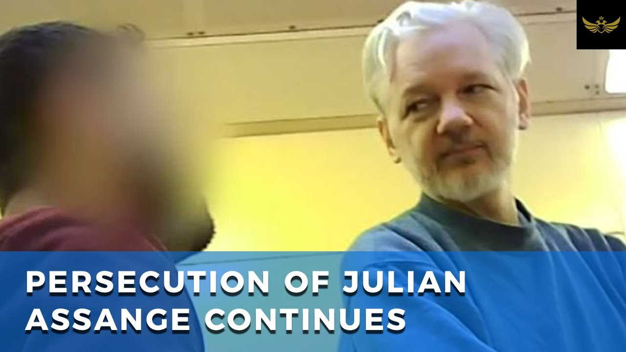 Persecution of Assange continues, as UK & Australian government remain silent