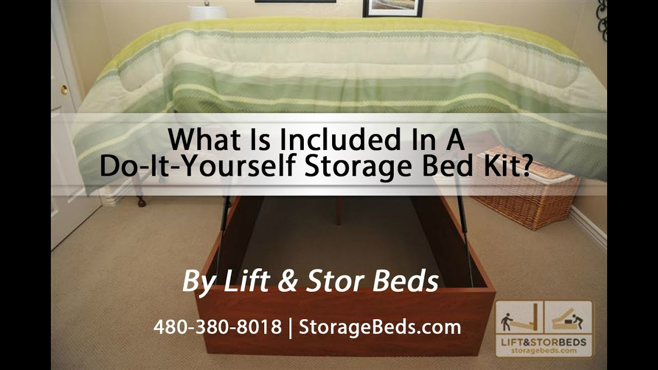 What Is Included In A Lift Amp Stor Do It Yourself Storage