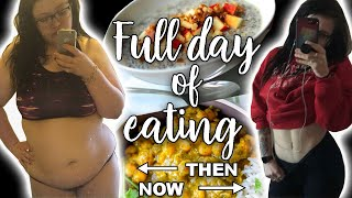 WHAT I EAT IN A DAY TO LOSE WEIGHT [2]