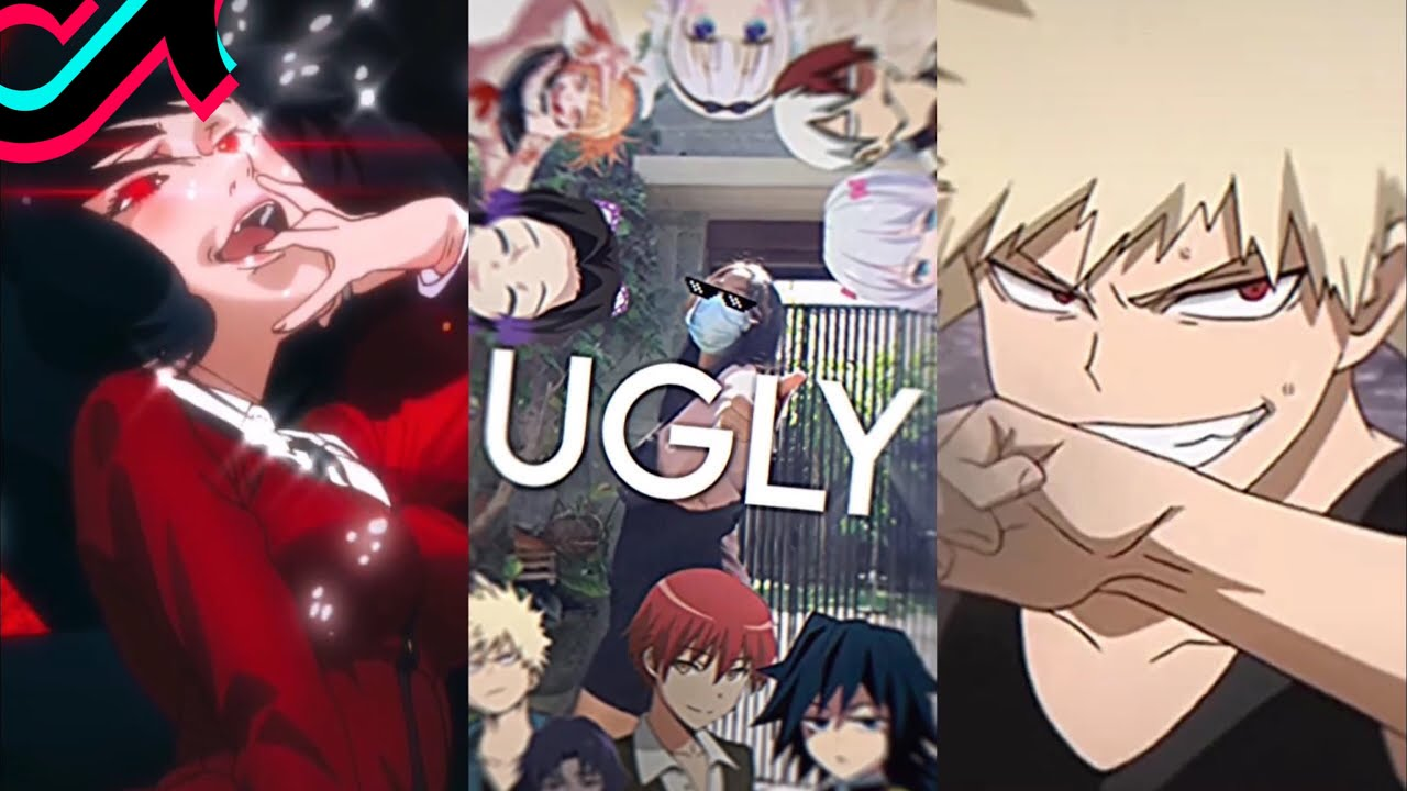 Tiktok Trend Anime