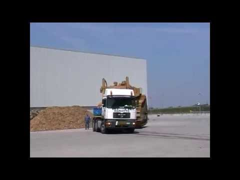 Acco Dozer - the biggest dozer of the world