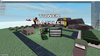 Dags att spela Tower battles igen! - ROBLOX