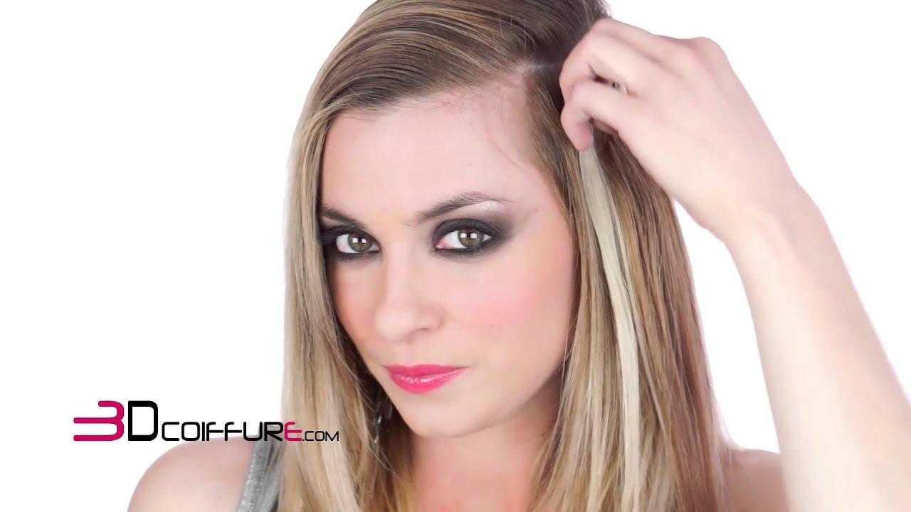 3d Coiffure Le Specialiste Des Extensions De Cheveux Youtube