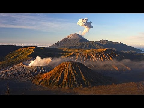 Top 5 Tourist Attractions in Java, Indonesia