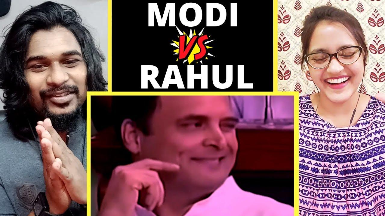 MODI Vs RAHUL GANDHI DJ Night Party | Vikram Vedha - Karuppu Vellai | ajmalsabucuts | SWAB REACTIONS