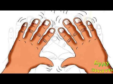 Как справиться с тремором  рук (дрожанием) - упражнения...