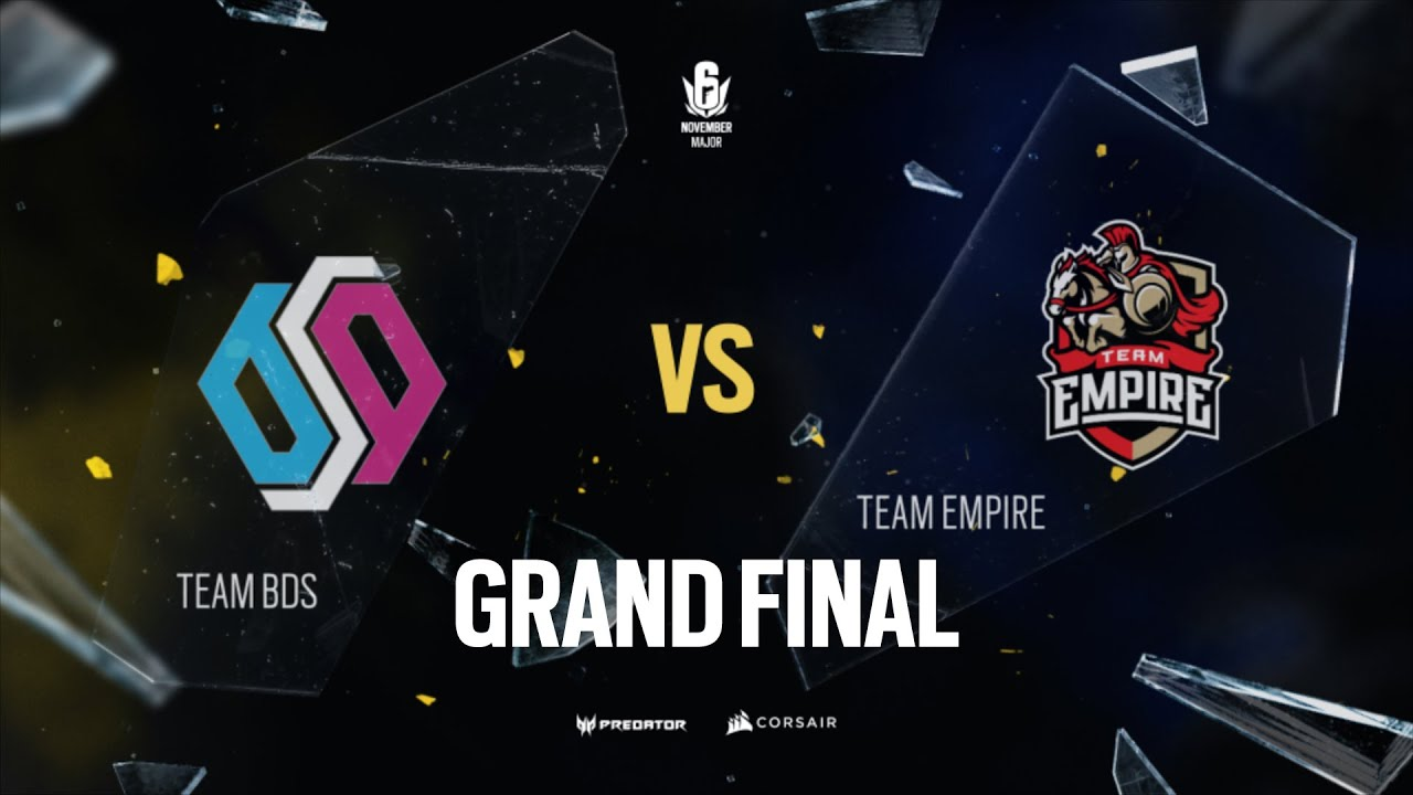 Team Empire vs BDS Esport // November Six Major 2020 – Grand Final