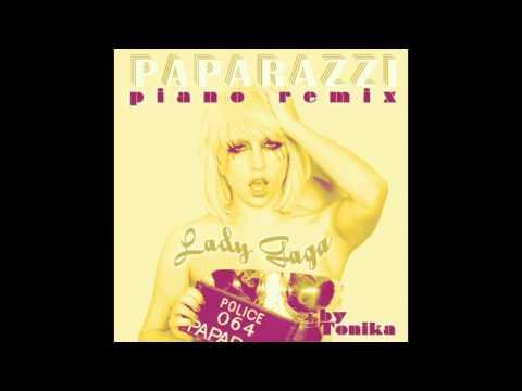 "Lady Gaga - ""Paparazzi"" (Instrumental Piano Cover)"