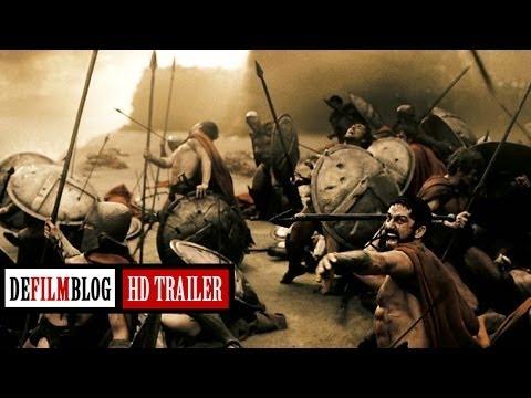 300 (2006) Official HD Trailer [1080p]