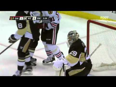 Pittsburgh Penguins vs Chicago Blackhawks | Game 39