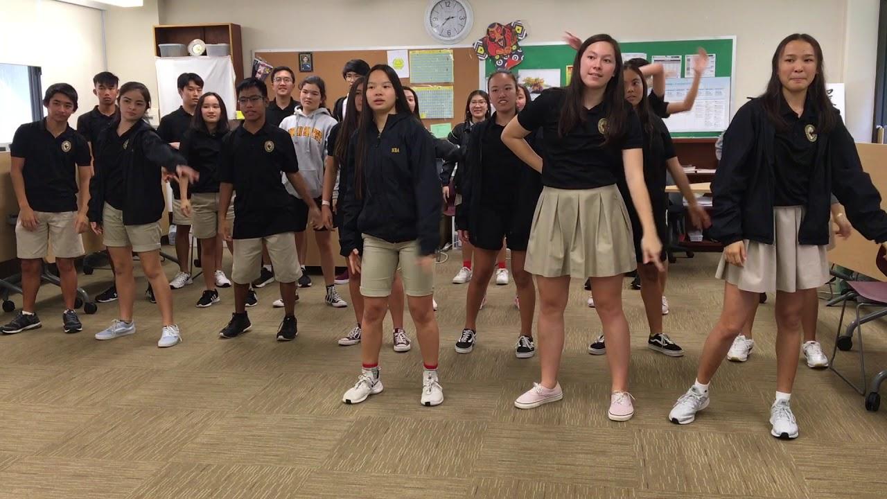 "Download Hawaii Baptist Academy Performs ""Paprika"""