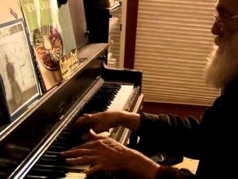 Albert Warren Brown, Piano #1 (The Old Lamplighter)