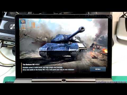 СофТы: тест производительности GPD P2 Max в World Of Tanks, WoT: Blitz, World Of Warships