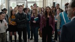 13 Reasons why 4x8 - the kids walk out