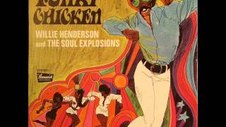 Willie Henderson and the Soul Explosions - Off Into A Black Thing