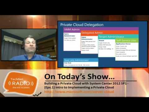 Building a Private Cloud with System Center 2012 Service Pack 1, Introduction