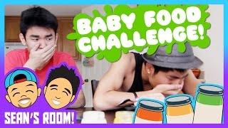 Baby Food Challenge!