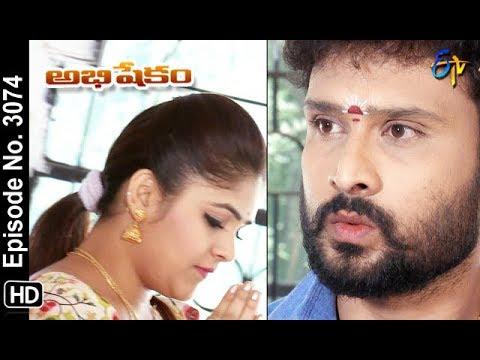 Abhishekam | 22nd November 2018 | Full Episode No 3074 | ETV Telugu