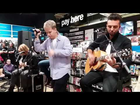 Nothing But Thieves - Broken Machine Live