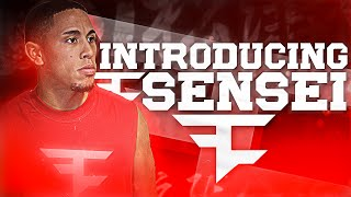 Introducing FaZe Sensei!