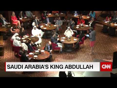 Copy of Faisal Al Yafai on CNN's #Influencer2014 in Dubai - Full Show
