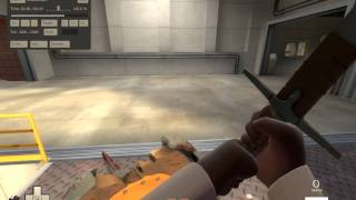 TF2 Unusual Gold Scotsman's Stovepipe