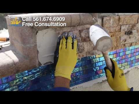 Master Touch Pools   Pool Remodeling