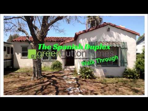 House Flipping Spanish Duplex