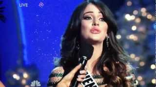 Miss Venezuela 2012 Answer OMG from Miss Universe 2012
