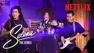 Selena: The Series | Behind The Moment: Baila Esta Cumbia | Netflix