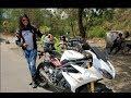 Riding A Superbike || Triumph Daytona 675r || SJCOE