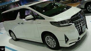 พาชม 2018 Toyota Alphard 2.5 Hybrid E-Four Minorchange ภายนอก ภายใน