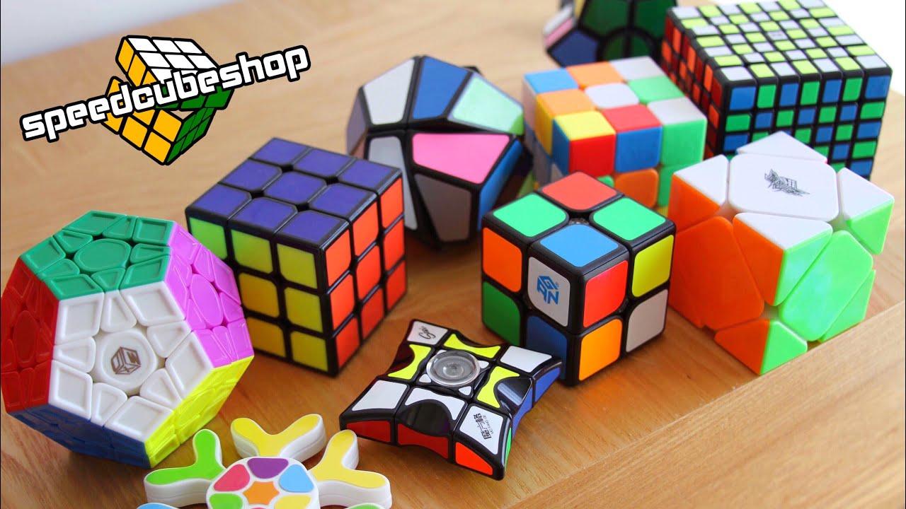 MASSIVE 10 Cube Unboxing! | SpeedCubeShop image
