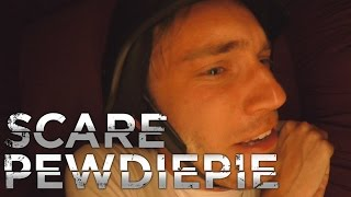 SCARE PEWDIEPIE (HUGE ANNOUNCEMENT)