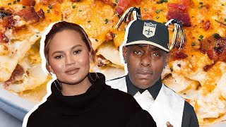 Chrissy Teigen Vs. Coolio: Whose Scalloped Potatoes Are Better?