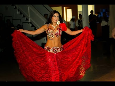 Alla Kushnir Superb Belly Dance